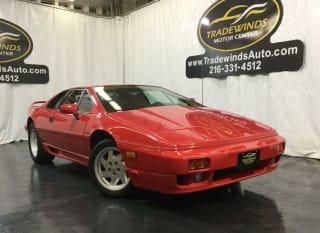 1989 Lotus Esprit SE TURBO
