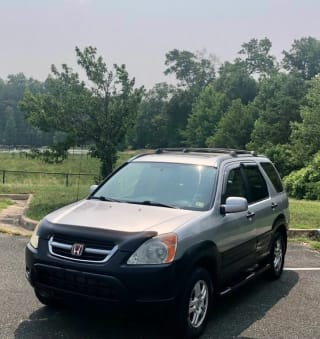 2002 Honda CR-V EX