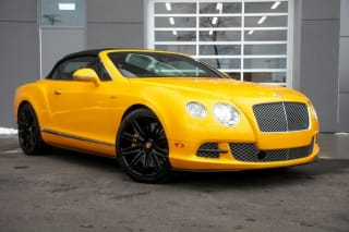 2014 Bentley Continental GT Speed GT Speed
