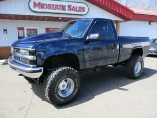 1993 Chevrolet C/K 1500 Series K1500 Silverado