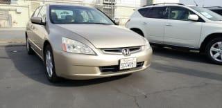 2003 Honda Accord EX V-6 w/Navi