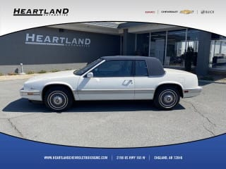 1987 Cadillac Eldorado Base