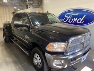 2014 Ram Pickup 3500 Laramie Longhorn