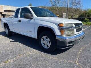 2004 Chevrolet Colorado Z85 LS