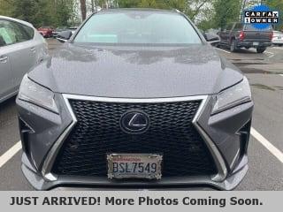 2019 Lexus RX 450h F SPORT