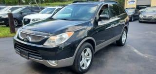 2011 Hyundai Veracruz Limited