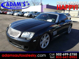 2006 Chrysler Crossfire Limited