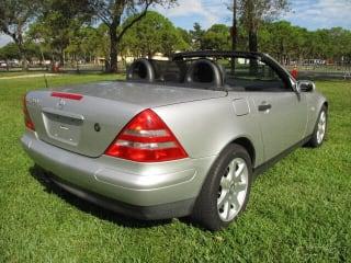 1998 Mercedes-Benz SLK SLK 230