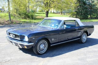 1966 Ford Mustang Mustang V8 Convertible