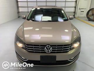 2015 Volkswagen Passat 1.8T SEL Premium