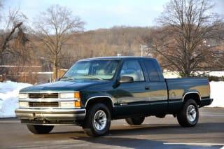 1997 Chevrolet C/K 1500 Series C1500 Silverado
