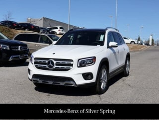 2021 Mercedes-Benz GLB GLB 250 4MATIC