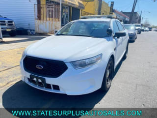 2014 Ford Taurus Police Interceptor