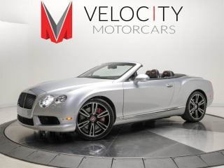 2013 Bentley Continental GTC V8 GT V8