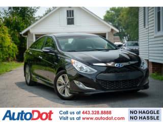 2013 Hyundai Sonata Hybrid Limited
