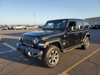 2020 Jeep Wrangler Unlimited High Altitude