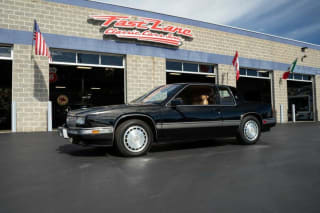 1991 Cadillac Eldorado Base