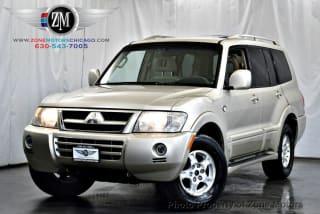 2003 Mitsubishi Montero 20th Anniversary Edition