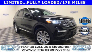 2020 Ford Explorer Limited