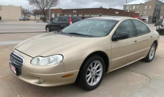 1999 Chrysler LHS Base