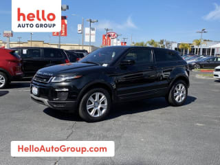 2016 Land Rover Range Rover Evoque Coupe