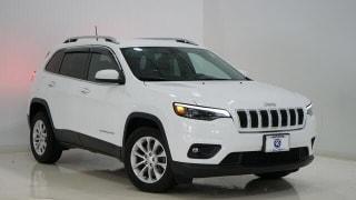 2019 Jeep Cherokee Latitude