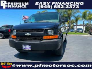 2011 Chevrolet Express Passenger LS 3500