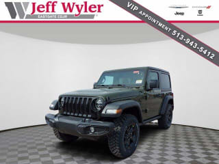 2021 Jeep Wrangler Willys