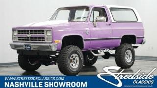 1987 Chevrolet Blazer Base