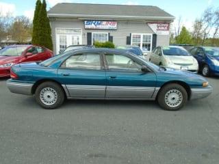 1995 Chrysler Concorde Base