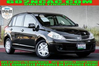 2011 Nissan Versa 1.8 S