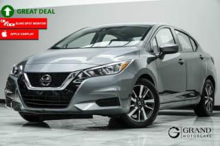 2020 Nissan Versa SV