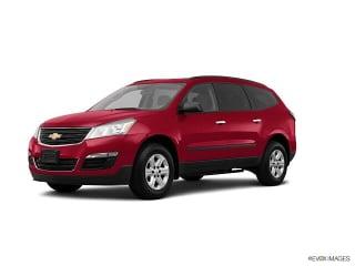2013 Chevrolet Traverse LT