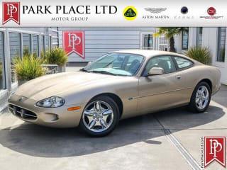 1998 Jaguar XK