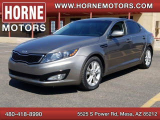 2012 Kia Optima EX Turbo
