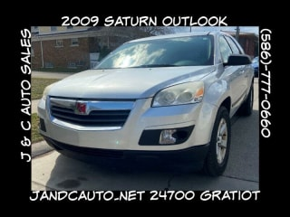 2009 Saturn Outlook