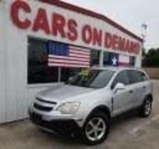 2012 Chevrolet Captiva Sport LS