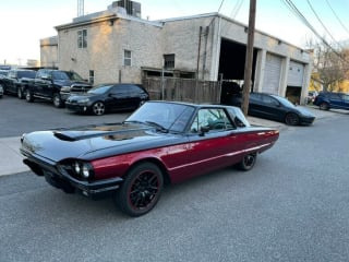 1964 Ford Thunderbird 2dr Cpe Auto w/Leather