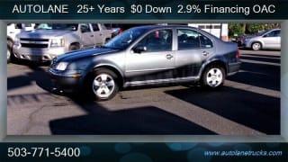 2004 Volkswagen Jetta GLS