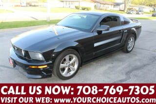 2009 Ford Mustang GT Deluxe
