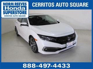 2020 Honda Civic Touring