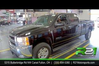 2010 Chevrolet Silverado 2500HD LTZ
