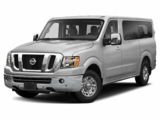 2018 Nissan NV Passenger 3500 HD SL