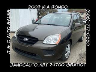 2009 Kia Rondo Base
