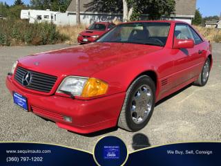 1991 Mercedes-Benz 300-Class 300 SL