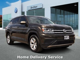 2019 Volkswagen Atlas 2.0T S