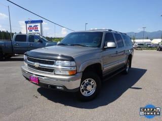 2000 Chevrolet Suburban 2500 LT