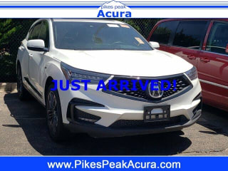 2021 Acura RDX SH-AWD w/A-SPEC