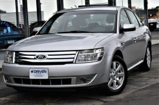 2009 Ford Taurus SE