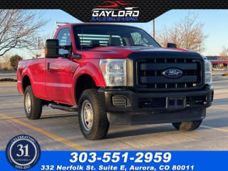 2013 Ford F-250 Super Duty